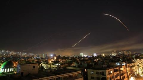 专家视角 | 三国空袭叙利亚:打归打 难闹大