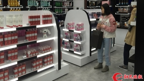 京东联合巴黎欧莱雅在上海首开无人快闪店 展现智能美妆黑科技