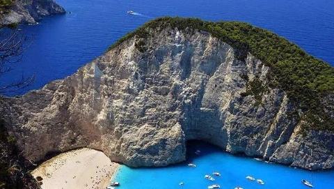 """希腊实现""""跳岛游"""",渡轮航线首次连接爱奥尼亚群岛"""