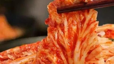"""韩国餐厅近九成使用中国泡菜,当地政府出台举措""""振兴泡菜"""""""