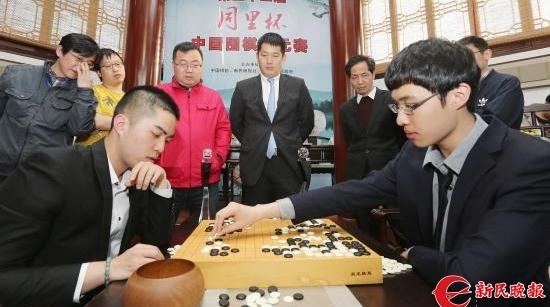 专访连笑天元:不去想几连冠,下好每一局棋
