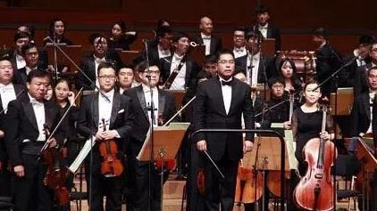 杭州爱乐乐团点亮爱琴海之畔