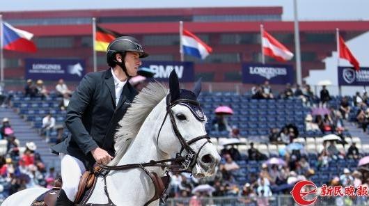 24小时倒计时!全球最能跳的马儿又要在上海别苗头啦