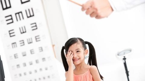 家长请注意:孩子以后眼睛好不好? 小学前已决定80%!