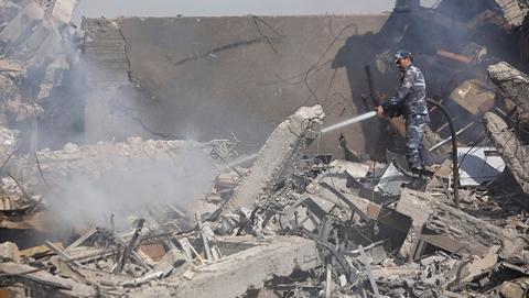 专家论坛|化武袭击:再次扼杀叙利亚和平曙光
