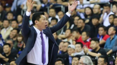 一时口快,球队遭殃!李春江被禁赛无缘总决赛第四场