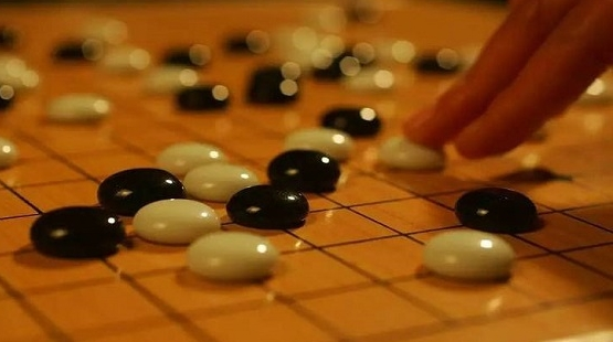 范老,我和你有盘没下完的棋
