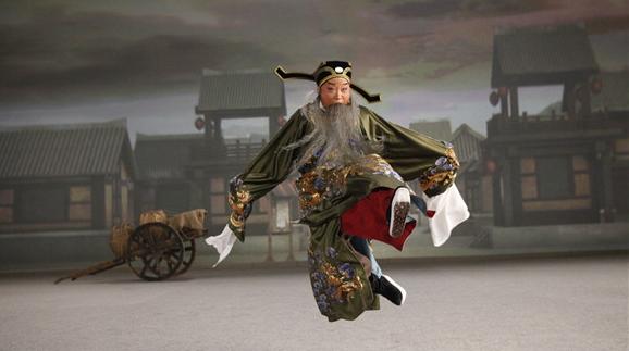 传统文化呼唤现代表达 从《萧何月下追韩信》冲绳电影节获奖说起
