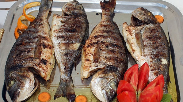 任溶溶:吃鱼的故事