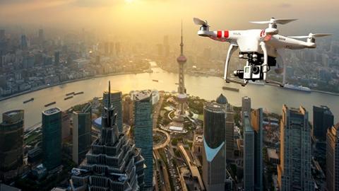 知翼无人机监管平台昨天上线 共同打造无人机生态服务闭环