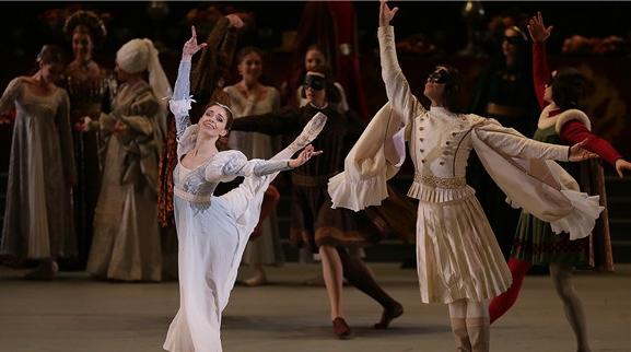 莫斯科大剧院芭蕾舞团高清影像将首映上海?时空互补而非替代