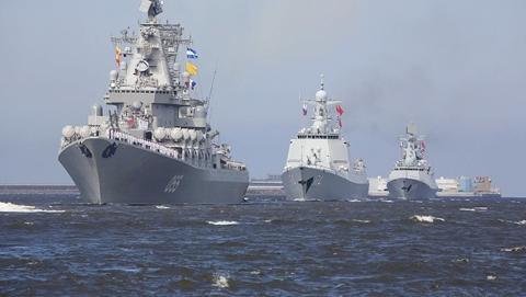 """海军节:各国都有""""好主意"""""""
