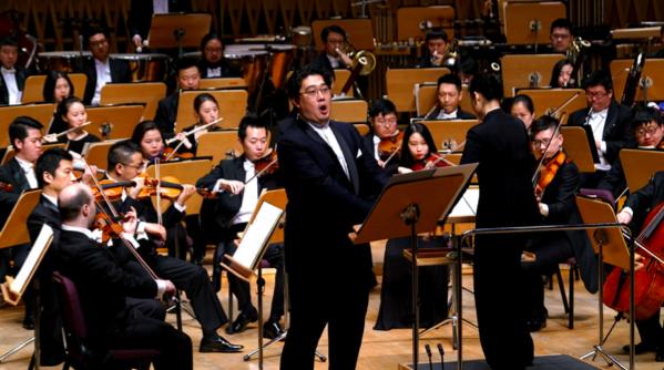 """第35届上海之春国际音乐节开幕 """"创世神话""""让西方交响注入中国基因"""