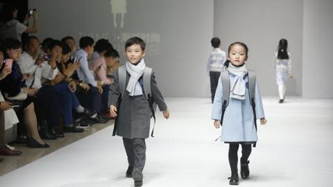 赞!东华大学发布128款海派时尚校服