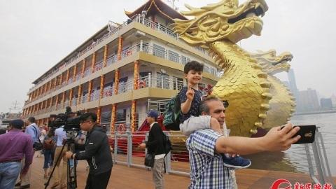 滨江水景华丽升级  上海首次发布黄浦江游览精品线路