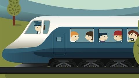 """1067万人!长三角铁路""""五一""""发送旅客创新高"""