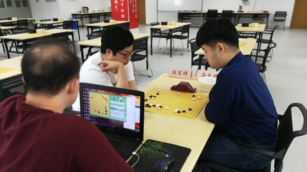 陈毅杯中国业余围棋赛半决赛:白宝祥、李昊潼获得决赛权