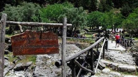 天下游 | 欧洲最长峡谷长啥样?看看希腊撒玛利亚大峡谷
