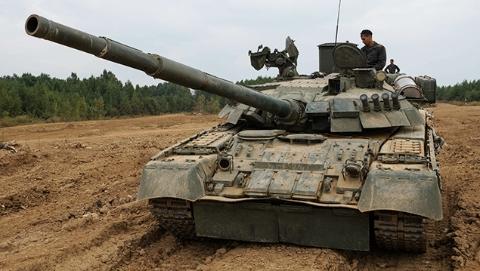 15年后俄军坦克部队是啥样?