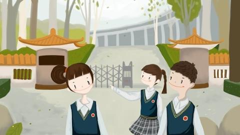 你见过凌晨四点的校园吗?世外小学老师用视频传递感动