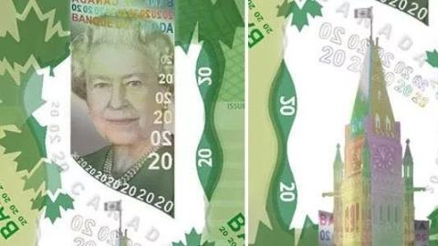 20元假钞泛滥,加拿大警方坐不住了