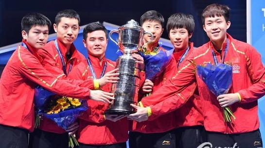 下一个目标东京奥运会!国乒完美收官亦是全新开始