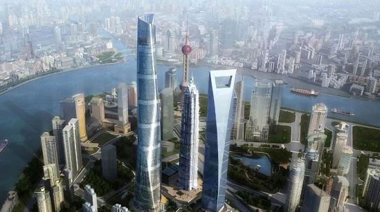 当上海成为立体城市,宜居仍然可行