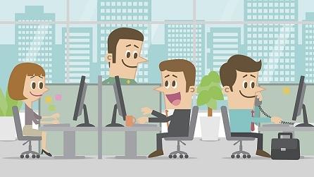 """共享办公也有""""私密""""空间 升级版共享办公室亮相上海杨浦"""