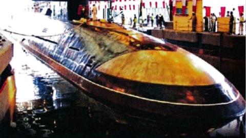 印度全力打造未来核潜艇部队