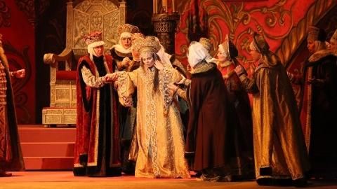 """上海大剧院即将""""迎娶""""《沙皇的新娘》"""