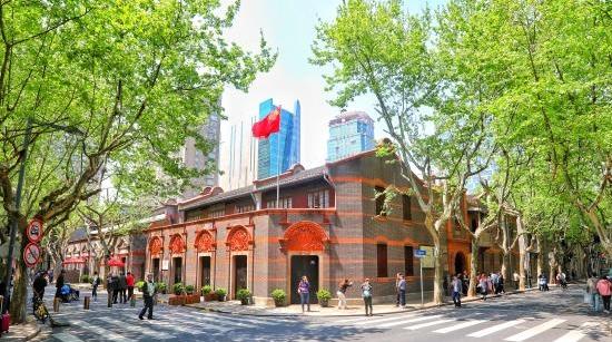 """想了解上海的""""红色""""文化景点?你可能需要这张""""图"""""""