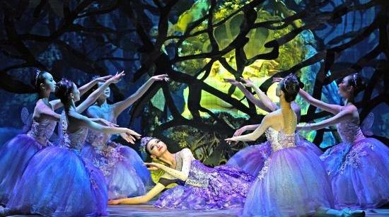 """古典芭蕾的巅峰之作!上芭""""睡美人""""今晚惊艳醒来"""