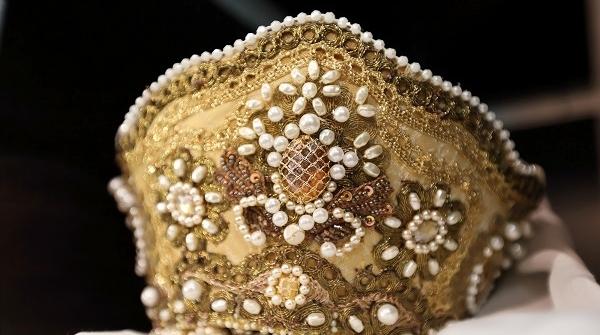 沙皇娶新娘,得多大排场?7个集装箱满满当当,布景装了3天