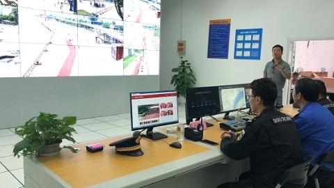 落实推进三项机制 上海城管加强黄浦江两岸执法保障工作