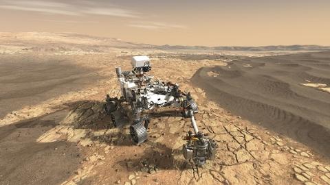 美国航天局:迷你无人直升机2020年上火星