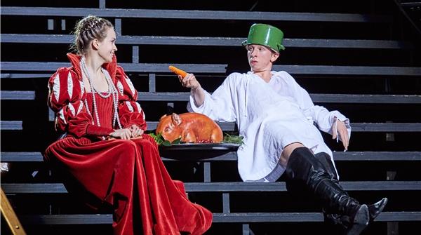 """如何把《哈姆雷特》演出新意?看俄罗斯剧院""""鼻祖""""的示范!"""