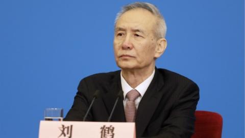 习近平主席特使刘鹤将于5月15日至19日应邀赴美磋商