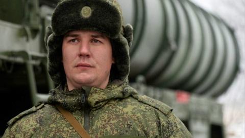 """驾驭""""凯旋"""":俄军如何培养S-400操作手"""
