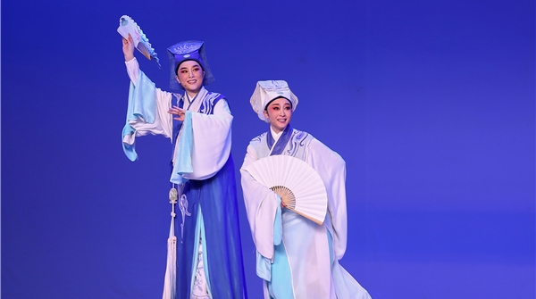 浙百新生代月底来沪,建团大戏《五女拜寿》已经演到第四代了!