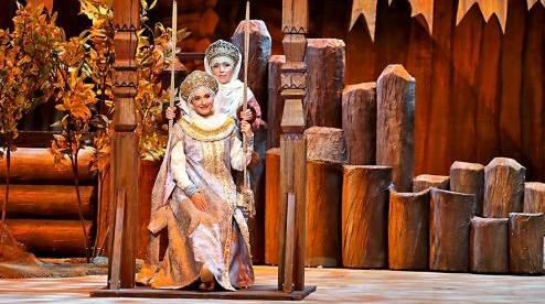 """""""沙皇的新娘""""荡着秋千上场,带来原汁原味的俄罗斯古典歌剧"""