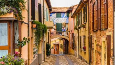 天下游 | 意大利7个最绚丽的涂鸦小镇,你去过几个?