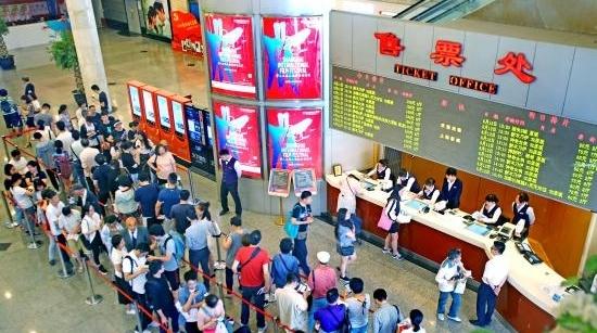 要看今年的上海国际电影节展映,就去这45家影院!