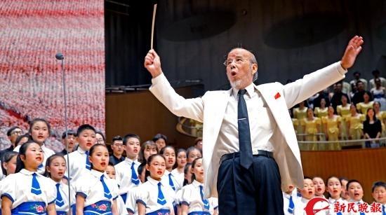 """""""90""""后曹鹏和""""90后""""龚天鹏,一起用音乐歌唱改革开放……"""