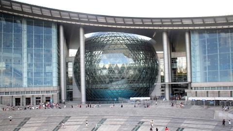 """重大工程稳步走,丰富展览接着来,上海科技馆打响""""科普品牌"""""""