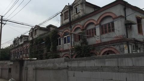 杨浦区福禄街保护建筑破败不堪 三年前曾险被误拆