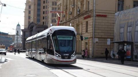 莫斯科首辆无人驾驶有轨电车今秋试运行