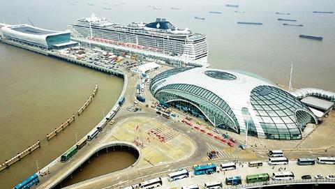 今日焦点|吴淞口邮轮港迎来第1000万名出入境游客,目标:世界一流邮轮母港