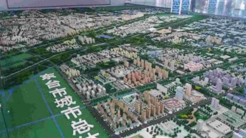 """""""绿色产业""""引领东台经济加速发展"""