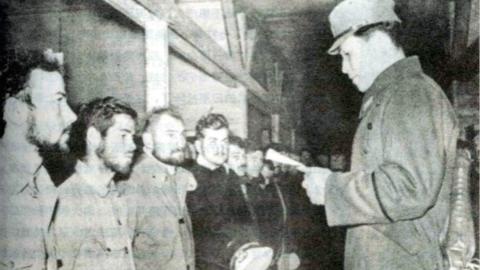 抗日游击队的香港奋战记(二)