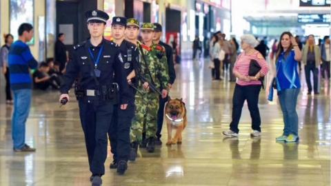 运用大数据、智能化技术 上海铁警今年以来已查获网上逃犯672人